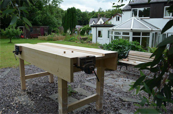On sizing your workbench - Paul Sellers' Blog