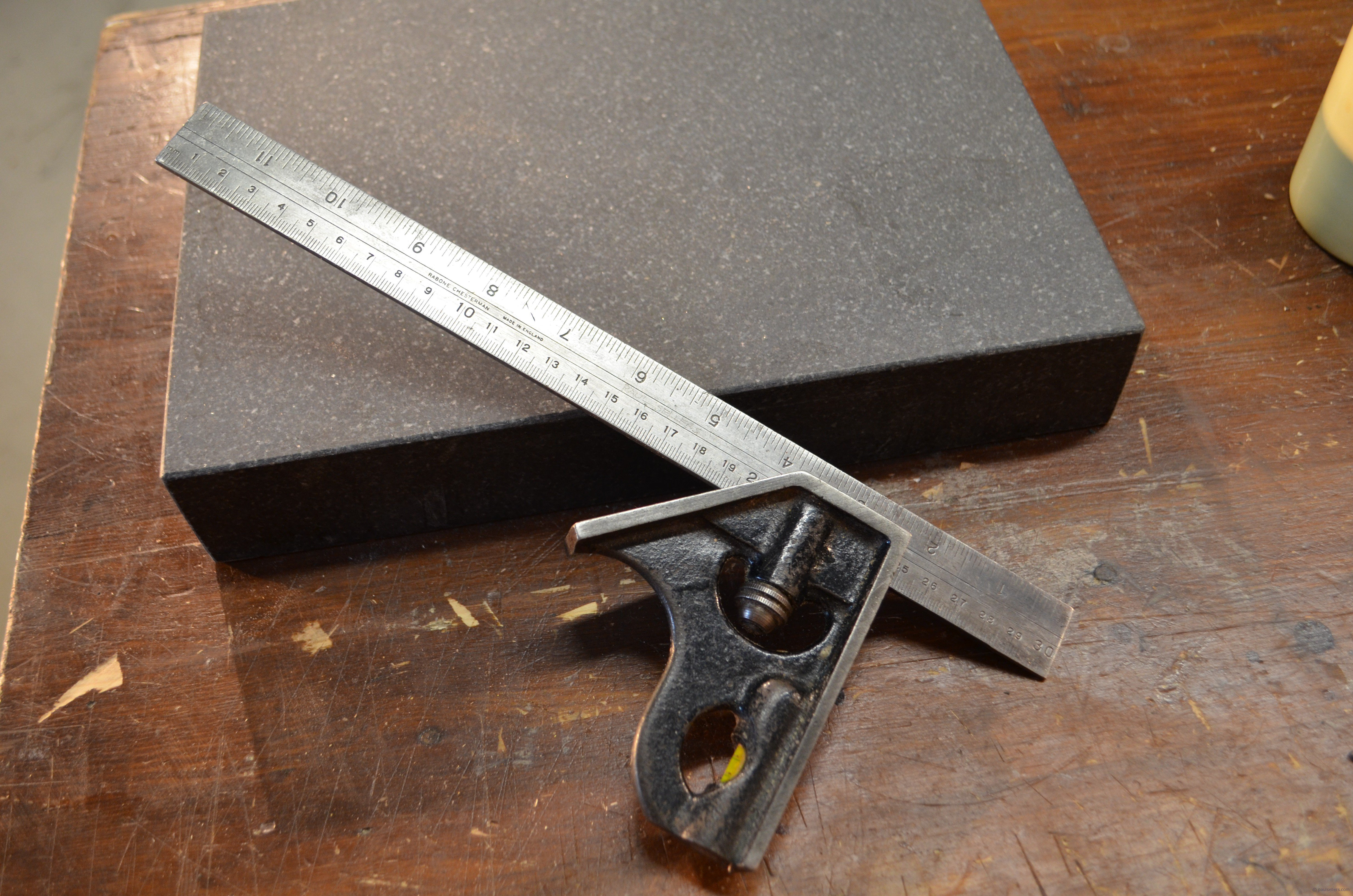 Buying Good Tools Cheap 2 The Combination Square Paul