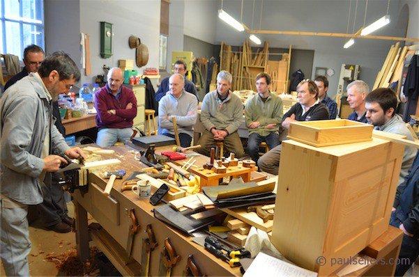 paul sellers workshop. thanks paul sellers workshop s