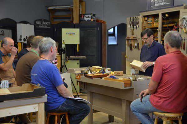 paul sellers workshop. tomorrow we begin module ii \u2013 housing dadoes for book cases and more continues. penrhyn castle workshops is still quite paul sellers workshop r