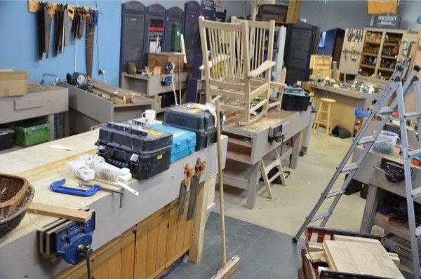 paul sellers workshop. dsc_1026 paul sellers workshop o