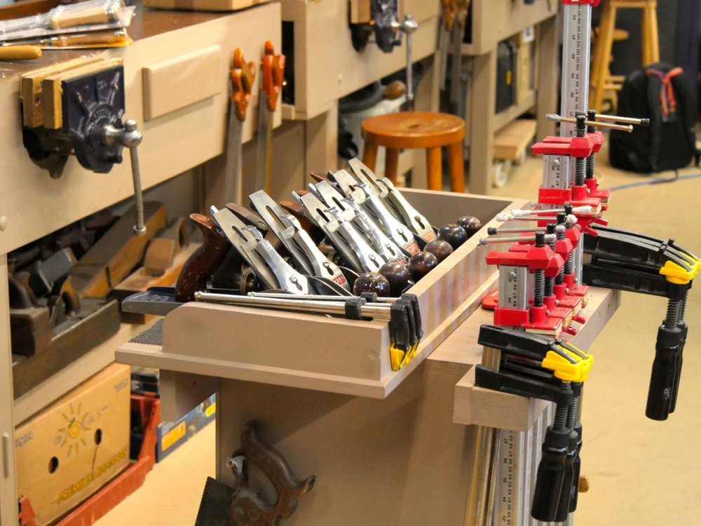 You Asked About My Tool Cupboards - Paul Sellers' Blog