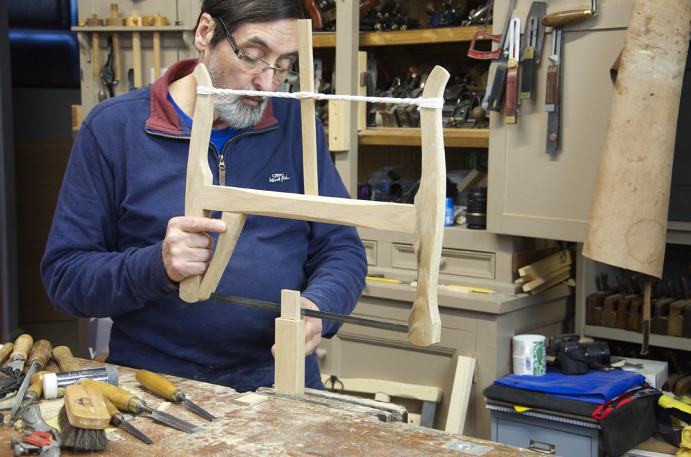Frame saw or bow saw, what's the difference? - Paul Sellers' Blog