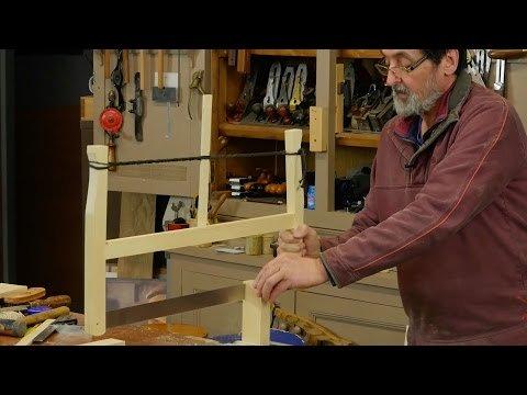 Making Frame Saws - Paul Sellers' Blog