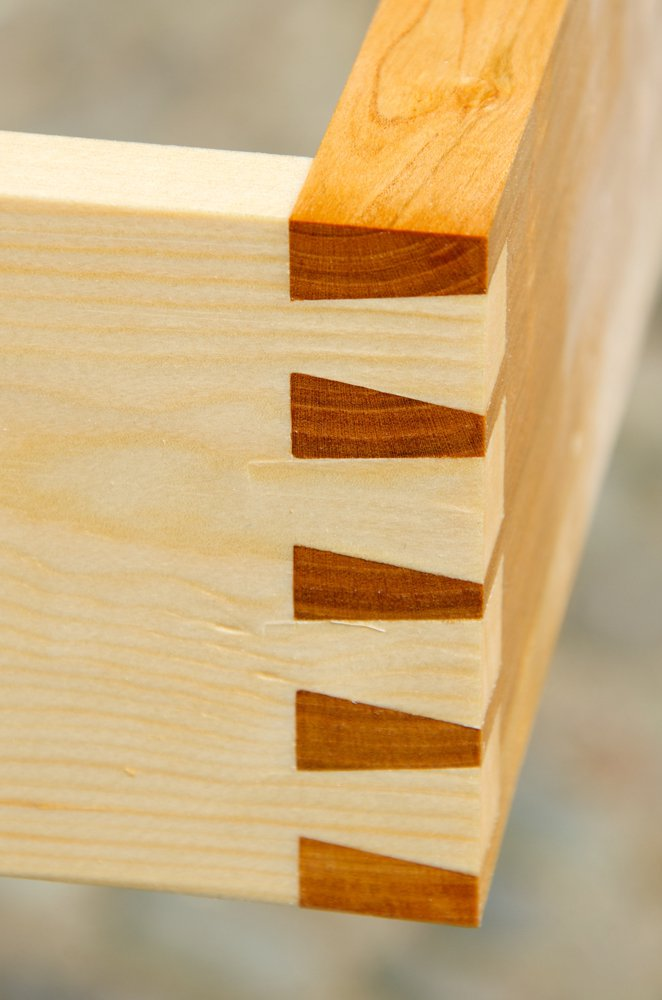 How To Make A Half Lap Dovetail A New Video And A New
