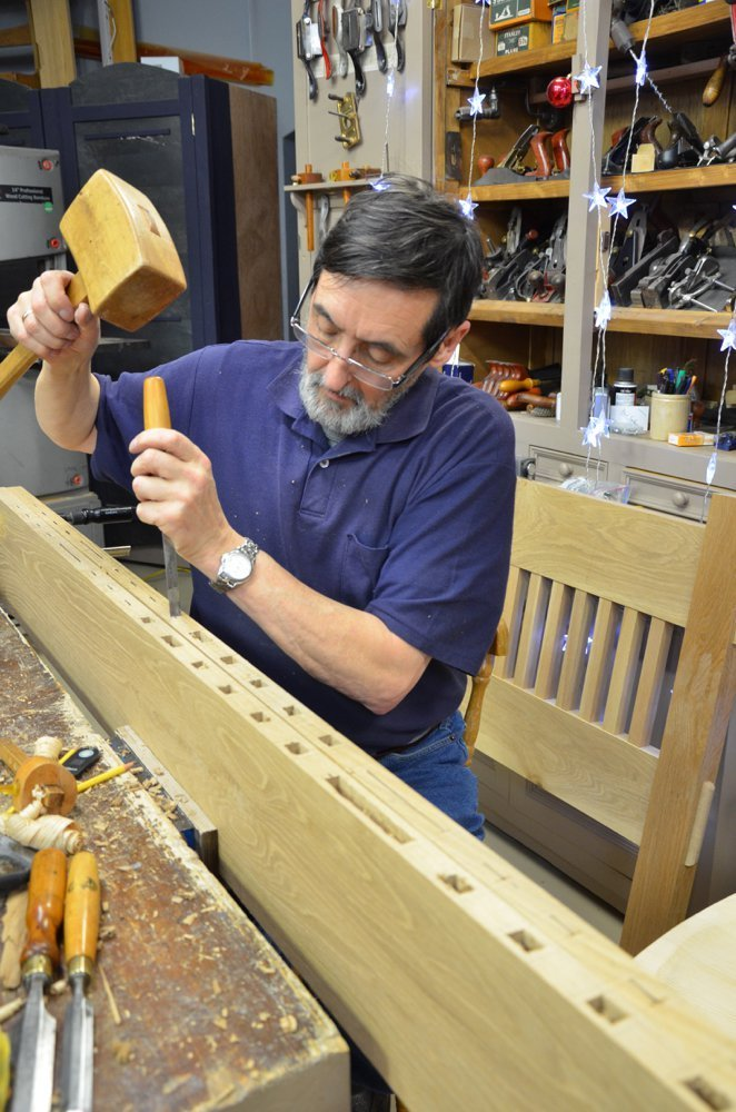 Workbench And Vise Two Core Essentials To Real Woodworking Paul Sellers Blog