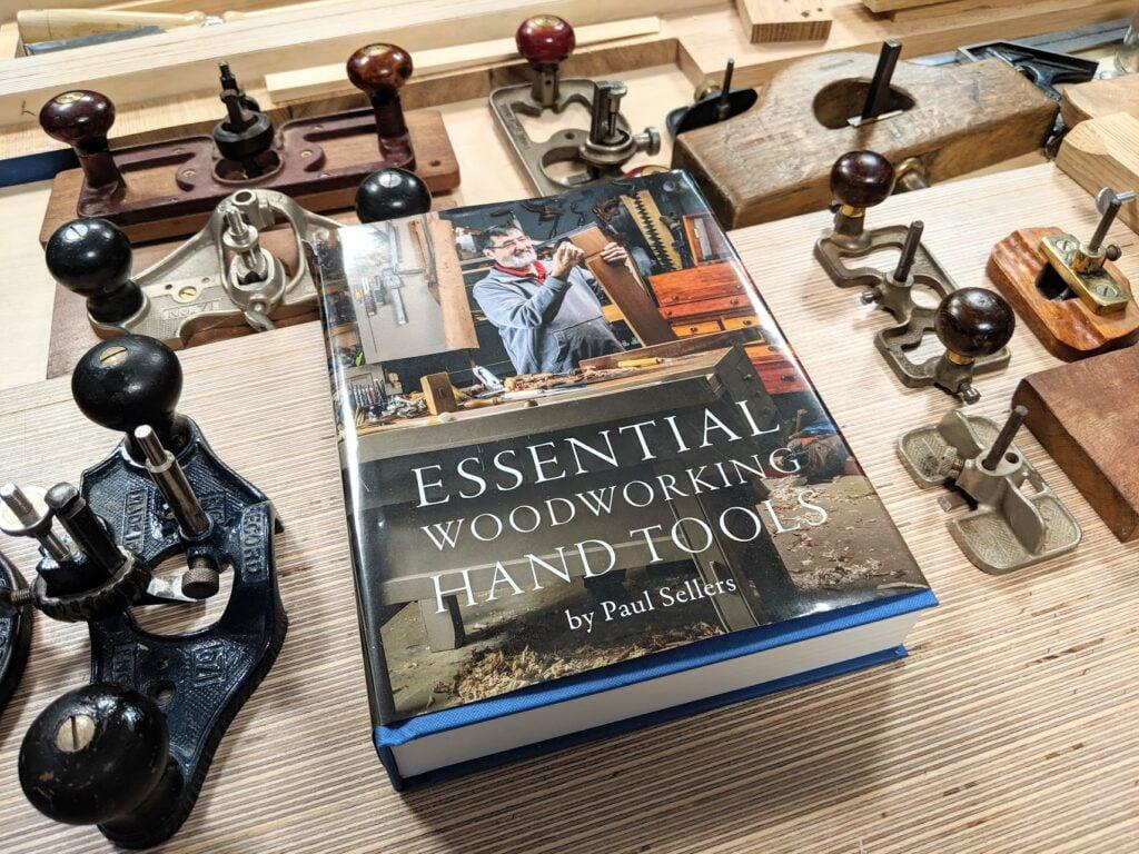 Update on My Book- Essential Woodworking Hand Tools - Paul Sellers' Blog