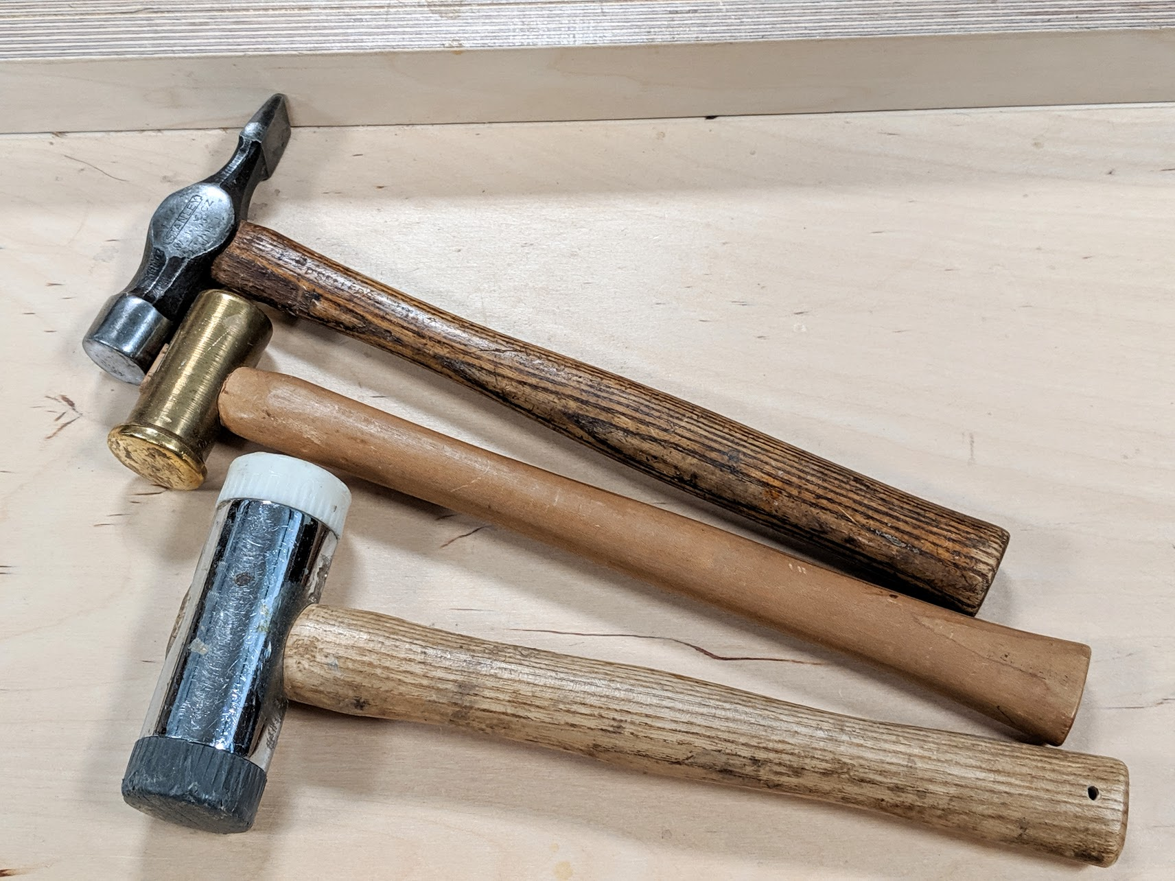 My Three Favourite Hammers Paul Sellers Blog We still hot cast each hammer by hand in the united states like we have for the past 30 years. three favourite hammers paul sellers