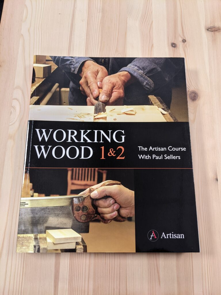 Working Wood 1&2 Book Cover